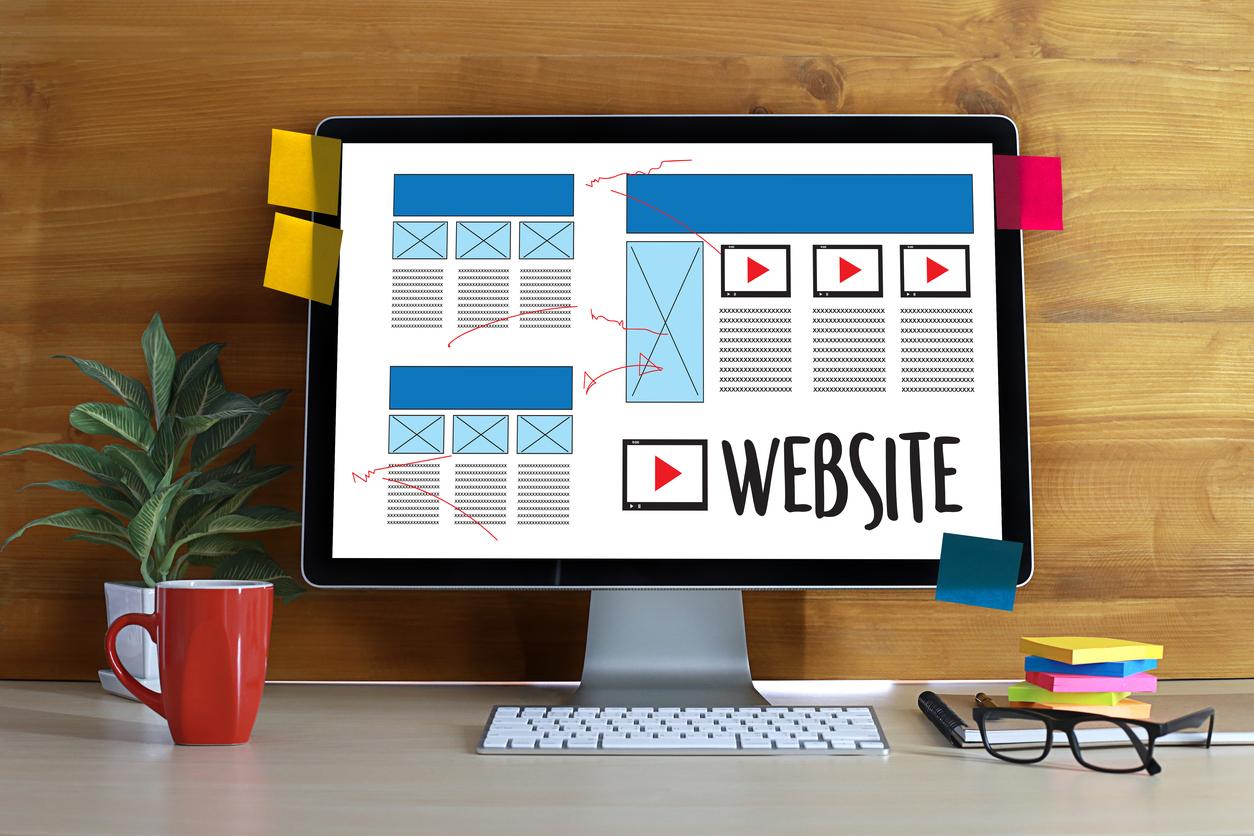 site institucional ou e-commerce
