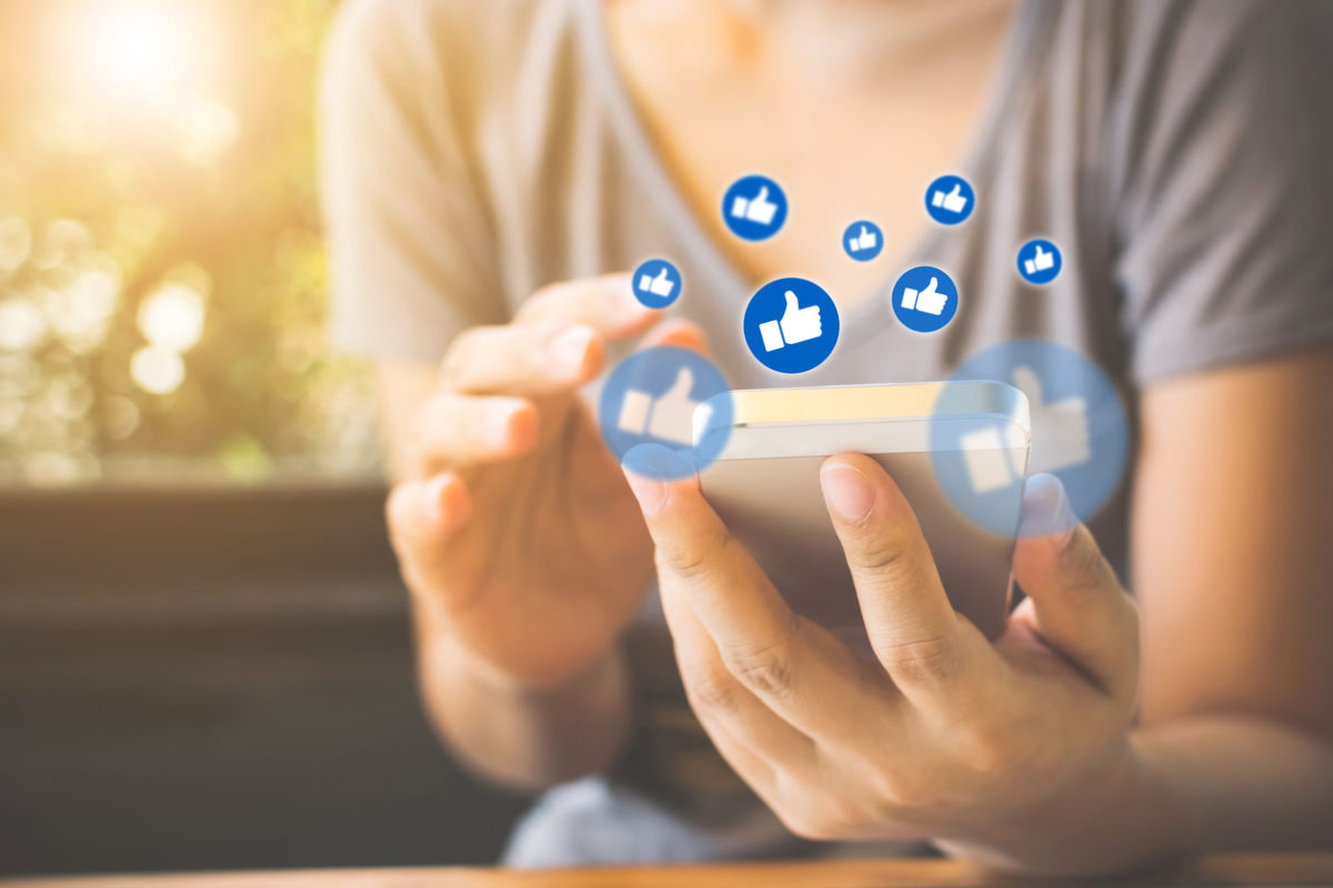 como impulsionar página no facebook